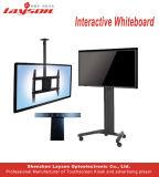 OPSのパソコンの組み込みの対話型のタッチスクリーンのキオスク対話型のWhiteboardが付いている55インチLCDの表示