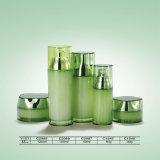30мл-50МЛ прозрачный пластиковый контейнер для Косметического слоя стеклянные баночки с алюминиевой крышки багажника