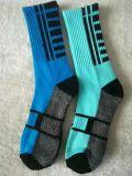 Preiswerte Preis-Terry-Kissen-Basketball-Socken