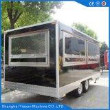 Constructeur de vente de remorque de chariot de Churros de nourriture d'usine mini
