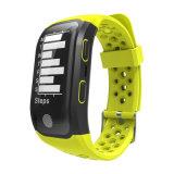 Modus GPS-intelligentes Sport-Aktivitäts-Band des Puls-Monitor-ECG