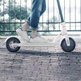 8-дюймовый складные Smart E скутер 2 Колеса Kick Scooter роликовой доске с электроприводом для взрослых