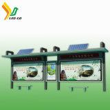 태양 전지판 옥외 발광 다이오드 표시 게시판