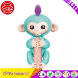 熱い販売の対話型のFingerlingsペット電子赤ん坊猿のおもちゃ