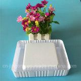 薬のための白いPVCプラスチックまめの皿