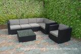 Viro Rattan-im Freiensofa-Möbel