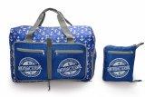 Sac en toile de coton pliable Duffle Portable sac de voyage avec une grande capacité,