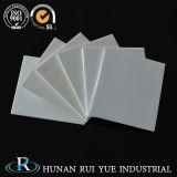Calore personalizzato figura speciale che resiste alle piastrine di ceramica/substrato dell'allumina industriale