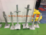 Machine de soudure de registre de planche d'échafaudage de matériau de construction de construction