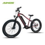 36V 250W 1000W Fat pneu vélo électrique mi dur