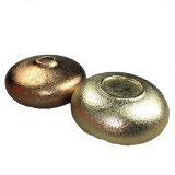 Bottiglia di ceramica opaca placcante del diffusore di nuovo disegno