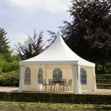 Tent van de Pagode van de Partij van het Huwelijk van het Paviljoen van de Markttent van het aluminium de Openlucht