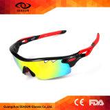 Gafas polarizadas en bicicleta al aire libre Golf Baseball Moto gafas UV Gogglespolarized reflectante en bicicleta al aire libre Golf Baseball Moto gafas UV reflectante