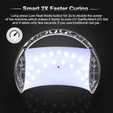Lampada UV del chiodo del gel di Sun 9c Sun 6 asciutti rapidi LED