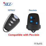 3 distant compatible automatique du Brésil Peccinin de porte de garage de boutons 433.92MHz