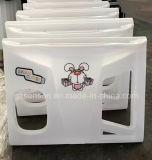 Plastieken van de Machine van de Klauw van Promot de Muntstuk In werking gestelde met Vervaardiging Rotomolded (ss-17)