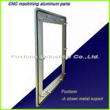 ISO-Fabrik kundenspezifische Präzisions-Blech-Aluminium-Prägeteile
