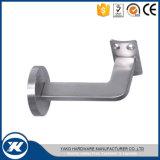Corchete de la barandilla de la escalera del acero inoxidable de los Ss 304/316 del hardware del conector