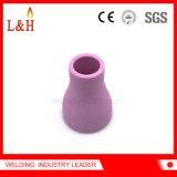 L'ugello di ceramica dell'allumina 889689 fa domanda per il cannello per saldare di TIG