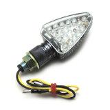 Fliun073 Motocicleta Electronics Indicador LED Ce aprobada ajuste universal para cualquier deporte Bike