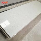 12mm Blanco Glaciar Corian Acrylic superficie sólida para la encimera