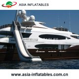 Inflatable Floating Yacht Water Slide for Sea Use