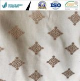 Tejido de fibra viscosa Jacquard tejido Funda de colchón