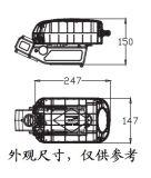 18650 batteria di ione di litio della rana 36V 6.6ah 2200mAh per la E-Bici