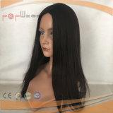 Volledige Pruik 100% van het Kant de Pruik van het Menselijke Haar (pPG-l-01846)