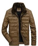 De la vente 2017 de l'hiver d'unité centrale de cuir jupe chaude vers le bas pour les hommes