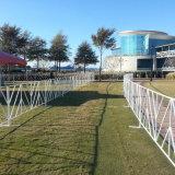 연주회 강철 금속 휴대용 군중 통제 바리케이드