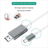 iPhone, Samsung, Huawei를 위한 OTG 차 U 디스크 USB 케이블