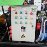 sistema hidráulico de energía eléctrica de remolque de hormigón bomba montada