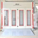 Cabina della verniciatura a spruzzo del sistema di ventilazione e del sistema di riscaldamento