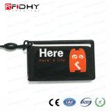 13.56MHz PVCスマートな防水Keychainアクセス制御Keyfob