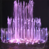2.5m Durchmesser-dekorative im Freienmusik-Wasser-Garten-Brunnen