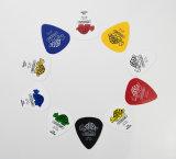 Picaretas personalizadas personalizadas coloridas de venda quentes da guitarra da alta qualidade