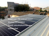 セリウム、TUVが付いている高性能のモノラル310W太陽電池パネルは太陽エネルギーシステムを証明する