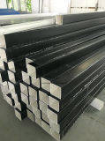 Столб загородки PVC