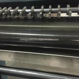 Automatische aufschlitzende und Rückspulenmaschine PLC-Steuerung für Film mit 200 M/Min