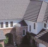 経済的な石の上塗を施してある金属のNosenの屋根瓦