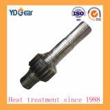 L'asta cilindrica del pignone del dente cilindrico, asta cilindrica della rotella utilizzata sopra accelera il riduttore della casella
