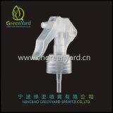 Feito no disparador do pulverizador da qualidade superior de China, 24/410 de pulverizador plástico do disparador