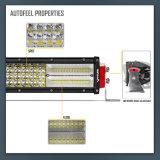 Суперяркий Newst 12D 22дюйма Водонепроницаемый светодиодный индикатор движения, 12 вольт светодиодный индикатор бар погрузчика