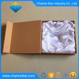 عالة يطبع رقيقة معدنيّة علامة تجاريّة لؤلؤة ورقة ورق مقوّى يعبّئ صندوق