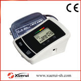 Monitor automático de la presión arterial del brazo superior de Digitaces con el pun¢o, Ce aprobado