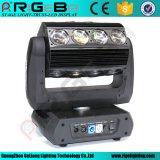 360 het Bewegende Hoofd RGBA4in1 LEDs van de rol 16*25W