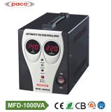 Régulateur automatique à C.A. du microfarad 1000va d'affichage numérique De régulateur de tension