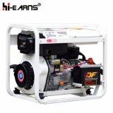5kw dirigem o gerador Diesel aberto do uso (DG6000E)