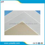 Membrana protectora resistente al agua de la membrana de PVC reforzado con malla de poliéster
